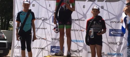 Karlotta Liedtke verteidigt ihren Meistertitel in Mountain Bike