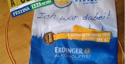 Das Jedermann Radrennen Vattenfall-Cyclassics 24.08.2014 in Hamburg